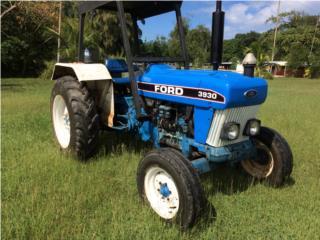 Ford 3930 1999, Equipo Construccion Puerto Rico