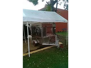 Carreton equipao tiene tablilla , Trailers - Otros Puerto Rico