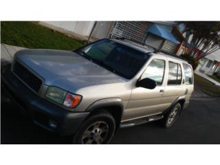 Pathfinder 2000. Llévatela hoy mismo., Nissan Puerto Rico