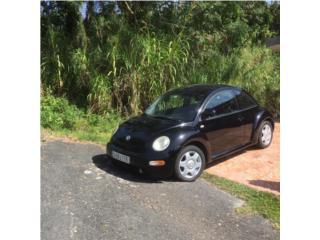 New beetle 99, Volkswagen Puerto Rico