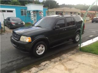 EXPLORER SE VA GANGA DE HOY, Ford Puerto Rico