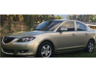 mazda 3 2004 std 3,400 OMO, Mazda Puerto Rico