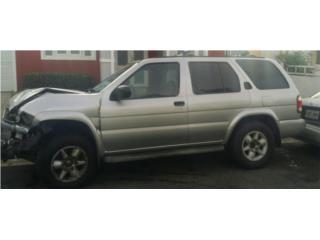 Pathfinder 2002 , Nissan Puerto Rico