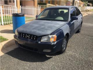 Brio ańo 2000, Hyundai Puerto Rico