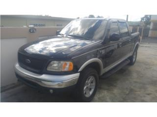 Ford F-150 Super Crew 2002, Ford Puerto Rico