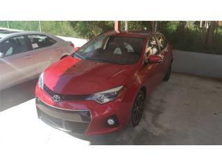 Toyota Corolla S 2014.((Como nuevo)), Toyota Puerto Rico