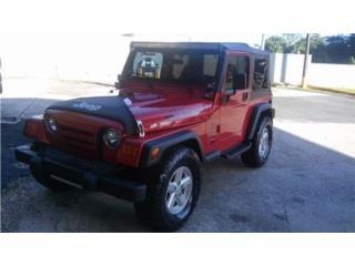Jeep wrangler del 99 , Jeep Puerto Rico