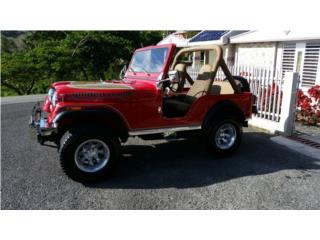 Se vende o negocea Jeep, Jeep Puerto Rico
