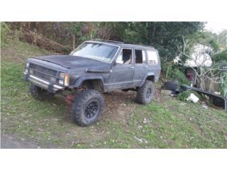 Wagoneer 90 4x4, Jeep Puerto Rico