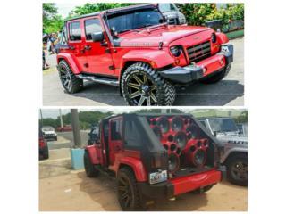 jeep jk $33000 muchos accesorios, Jeep Puerto Rico
