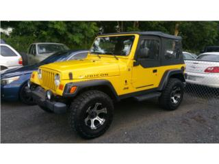 RUBICON ORIGINAL  , Jeep Puerto Rico