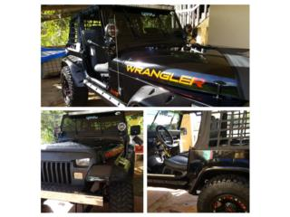 Jeep, Wrangler 94 , Jeep Puerto Rico