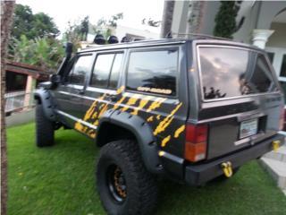 JEEP CHEROKI 1987 SK SK SK, Jeep Puerto Rico