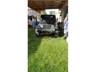 Jeep Wrangler, Jeep Puerto Rico