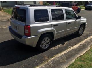 Se cambia Jeep patriot, Jeep Puerto Rico