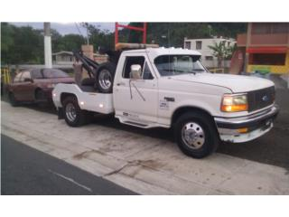 GRÚA DE PUNTAL !, Ford Puerto Rico