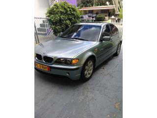 Bmw 325i 2002, BMW Puerto Rico