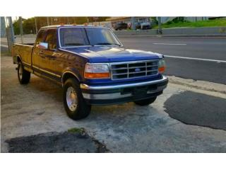 Ford F-250 Heavy Duty, Size Matters, Ford Puerto Rico