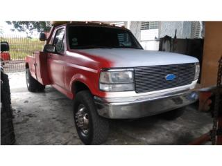Ford 450 hidraulica, Ford Puerto Rico