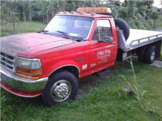 Ford Flat Bed '88 Diesel, Ford Puerto Rico