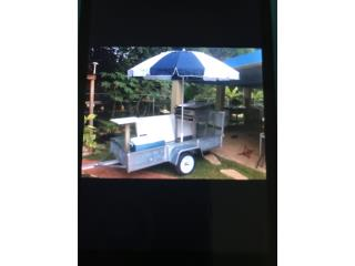 hot dog ,burger,fritura , sandwich , , Trailers - Otros Puerto Rico