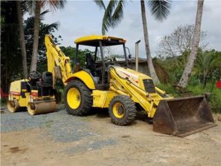 New Holland 110 4x4 2005, Equipo Construccion Puerto Rico