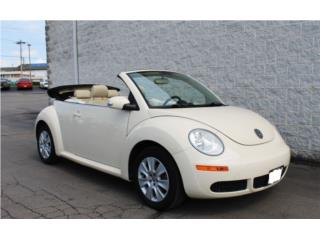 2008 Volkswagen Beetle 2.5L, Volkswagen Puerto Rico