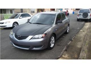 Mazda 3 2006, Mazda Puerto Rico