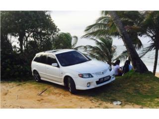 Mazda Protege5, Mazda Puerto Rico
