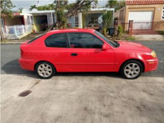 Hyundai Brío del 2004 dos puertas, Hyundai Puerto Rico