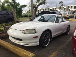 Mazda Miata '99, Mazda Puerto Rico