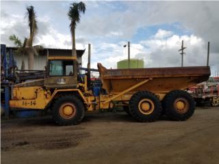 Caterpillar D250E Off-Highway Truck, Equipo Construccion Puerto Rico
