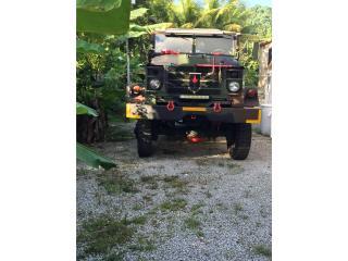 CAMIÓN MILITAR 6x6 ,5 ton, Equipo Construccion Puerto Rico