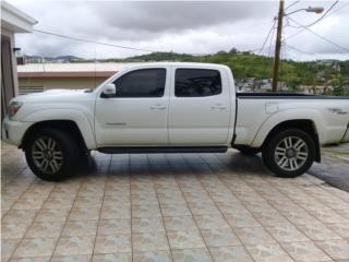 Tacoms 2013 trd sport 4x4, Toyota Puerto Rico