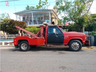 Sevende motivo d viaje, Ford Puerto Rico