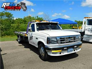 Ford 7.3 1994 seca, Ford Puerto Rico