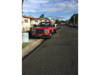 Chevrolet 3500 automática diesel, Chevrolet Puerto Rico