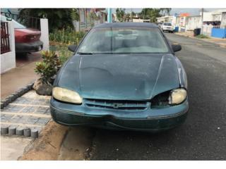 Lumina 99' sin batería sin marbete , Chevrolet Puerto Rico