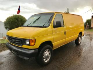 SV VAN FORD E250 AÑO 2004, Ford Puerto Rico