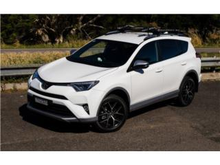 TOYOTA RAV4 2018, Toyota Puerto Rico