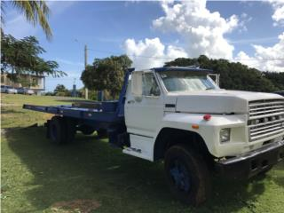 FlatBed 25 pies motor caterpillar, Ford Puerto Rico