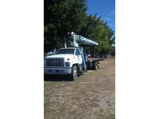boom truck1996-manitex-1261, Equipo Construccion Puerto Rico
