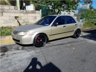 Mazda protge 2000 $2,100, Mazda Puerto Rico
