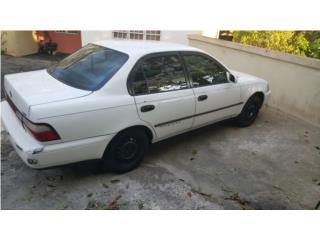 Corolla 1996 aire aut full label, Toyota Puerto Rico