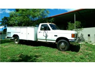 FORD 350 SUPER DUTY 1991 DIESEL 7.3, Ford Puerto Rico