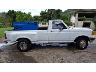 Ford f 350, Ford Puerto Rico