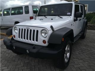 JEEP WRANGLER 2013, Jeep Puerto Rico