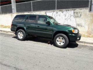 Toyota 4Runner, Toyota Puerto Rico