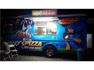 Food Truck 87, Chevrolet Puerto Rico