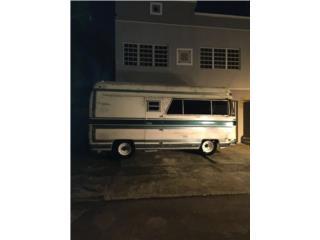 Motor Home 20', Dodge Puerto Rico